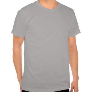 Hago mirada roja buena enfermedad cardíaca camiseta