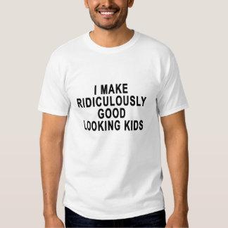 HAGO RIDÍCULO KIDS.png APUESTO Camiseta