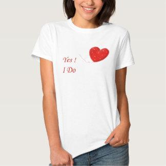 Hago sí la camiseta