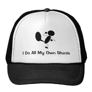 Hago todo mi propio gorra de los trucos