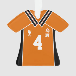 ¡Haikyuu! Ornamento del jersey de Nishinoya