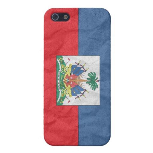Haití iPhone 5 Carcasas