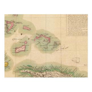 Haití y República Dominicana septiembre del 68 Postal