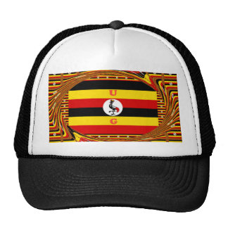 Hakuna asombroso hermoso Matata Uganda precioso Gorra