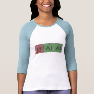Halal-H-Al-Al-Hydrogen-Aluminium-Aluminium.png Camiseta