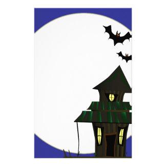 Halloween Cottoge Papeleria De Diseño