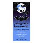 Halloween/el cumpleaños extravagantemente invita