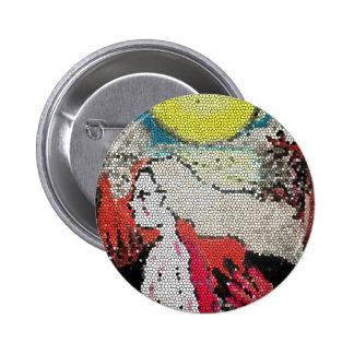 Halloween embroma artes abstractos pin