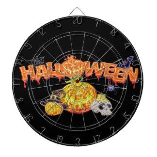 Halloween frecuentado diana