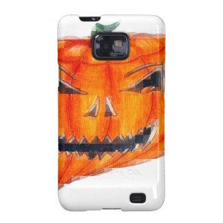 Halloween Galaxy S2 Funda