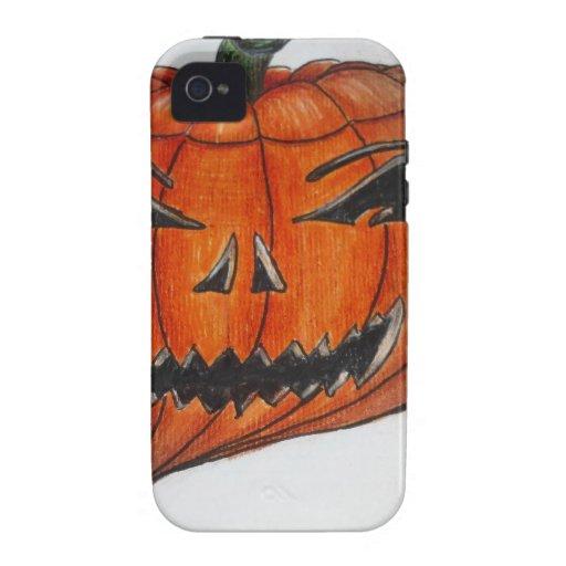 Halloween Vibe iPhone 4 Carcasa