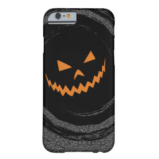Halloween Jack que brilla intensamente O'Lantern Funda Barely There iPhone 6
