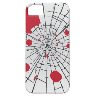 Halloween rompió el vidrio funda para iPhone SE/5/5s