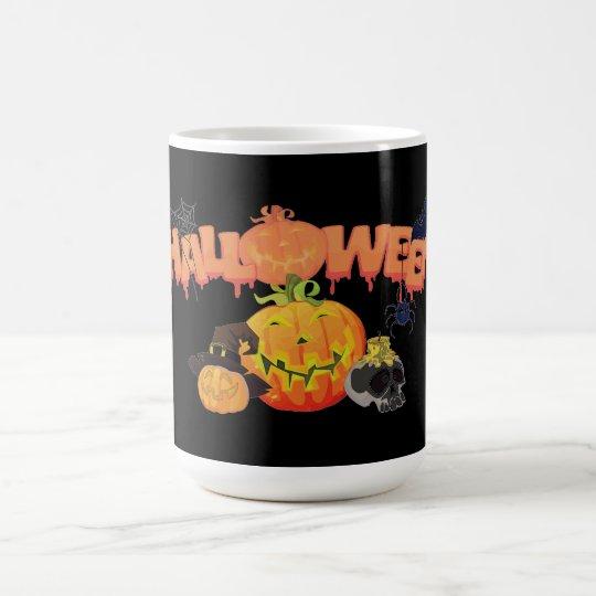 Halloween Taza De Café