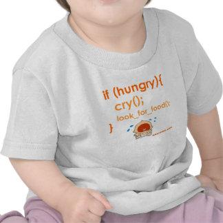 Hambriento Camisetas