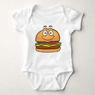 Hamburguesa Emoji Camisetas