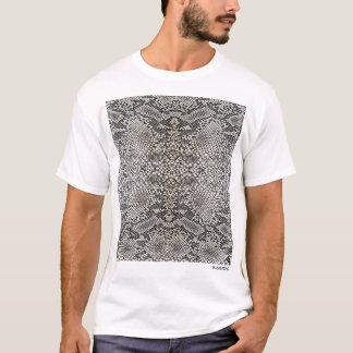 HAMbWG - camiseta - diseño de la piel de serpiente