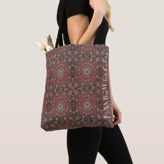 HAMbWG - la bolsa de asas - mirada persa de Boho
