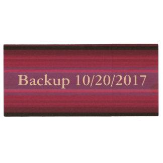 HAMbWG - memoria USB - raya de Borgoña