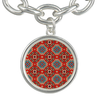 HAMbWG - plata o joyería plateada plata del Pulseras