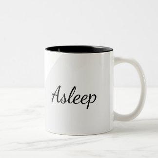 HAMbWG - taza de café - despiértese/dormido