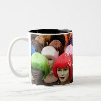 HAMbWG - taza de café - pelucas
