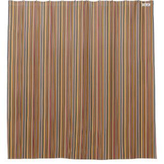 HAMbyWG - cortina de ducha - colores primarios