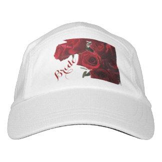 HAMbyWG - gorra de béisbol - novia con los rosas