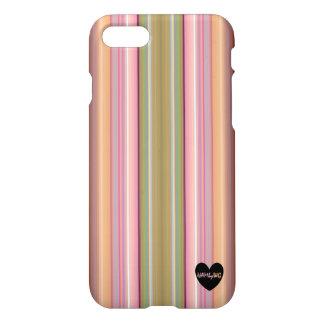 HAMbyWG - IPhone 7/7 caso más - frambuesa/cal Funda Para iPhone 8/7