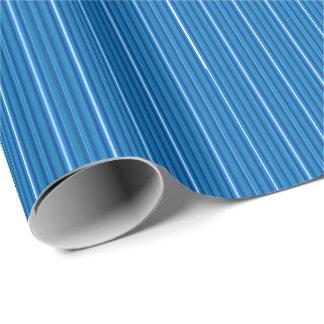 HAMbyWG - papel de embalaje - Topaz azul Papel De Regalo