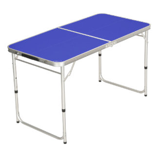 HAMbyWG - tabla de ping-pong - azul Mesa De Pong
