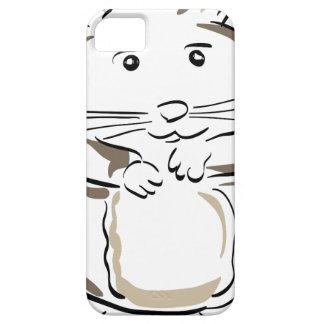 hamster-1530675 funda para iPhone SE/5/5s
