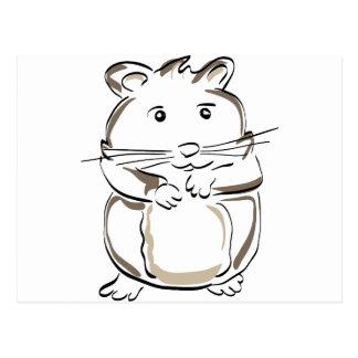 hamster-1530675 postal