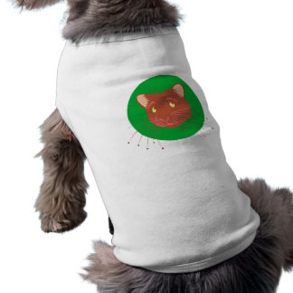 Hámster Camiseta Sin Mangas Para Perro