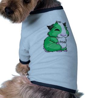 Hámster de Plooshkin Camisetas De Mascota