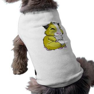 Hámster de Plooshkin Camisa De Perro