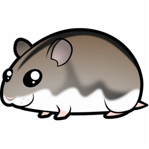 Hamster ruso dibujo - Imagui