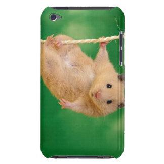 Hámster lindo Case-Mate iPod touch cobertura