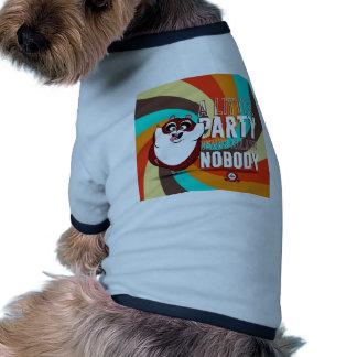 Hámster Party Camisetas De Mascota
