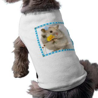 hámster ropa para mascota
