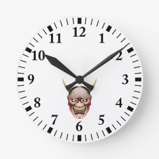 Han-nya Reloj Redondo Mediano