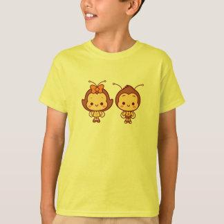 Hana y camisa de los niños de Hachi