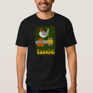 Hanalei retro camisas