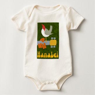 Hanalei retro trajes de bebé