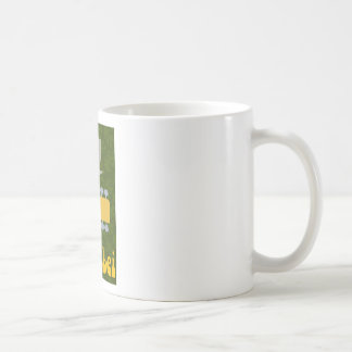 Hanalei retro taza básica blanca