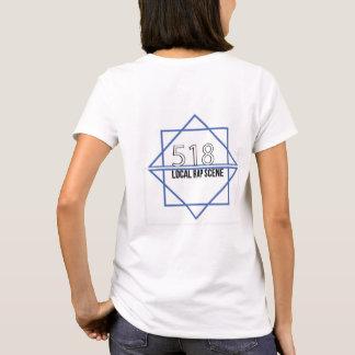 Hank T (mujeres) Camiseta