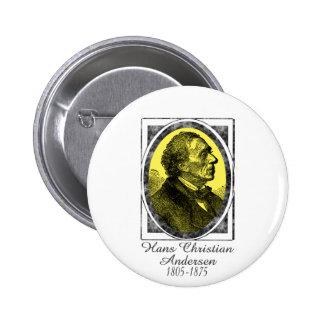 Hans Christian Andersen Pins