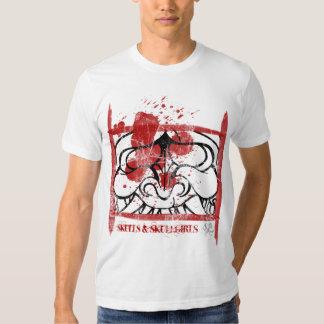 Hanya v2.1 camisetas