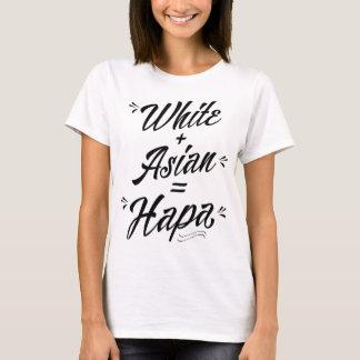 Hapa, blanco más asiático = la sudadera con