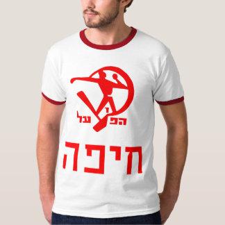 Hapoel Haifa - jersey viejo de la moda
